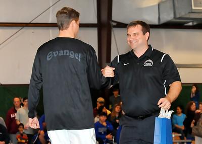 Evangel v Tuscaloosa Boys Basketball 2-5-16