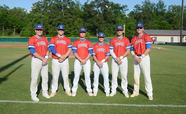 EVANGEL BASEBALL SENIOR NIGHT 2017