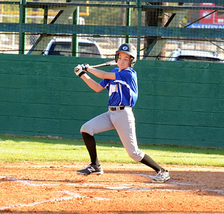 EVANGEL MIDDLE SCHOOL BASEBALL BLUE vs OUTLAWS 2-15-14