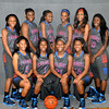 EVANGEL GIRLS BASKETBALL 2015 :