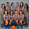 EVANGEL GIRLS BASKETBALL 2014 :