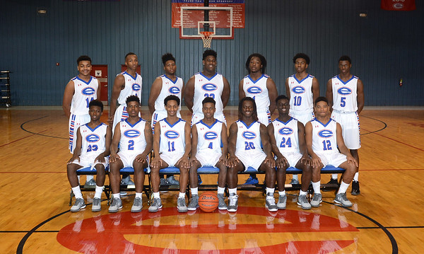 EVANGEL BOYS BASKETBALL 2015