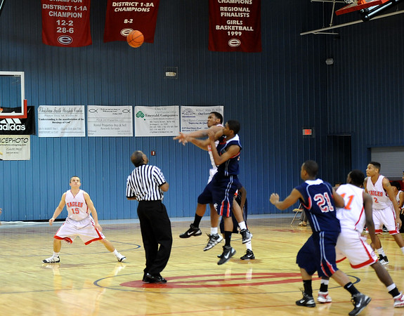 eca vs lakeside<br /> 2-8-11<br /> photo by claude price