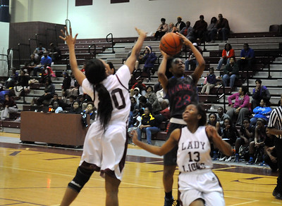 EVANGEL vs BOOKER T WASHINGTON GIRLS 1-20-15