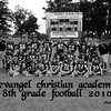 EVANGEL CHRISTIAN ACADEMY FOOTBALL 8TH GRADE 2010 : For enhanced viewing click on the style icon and use journal. Thanks for browsing.