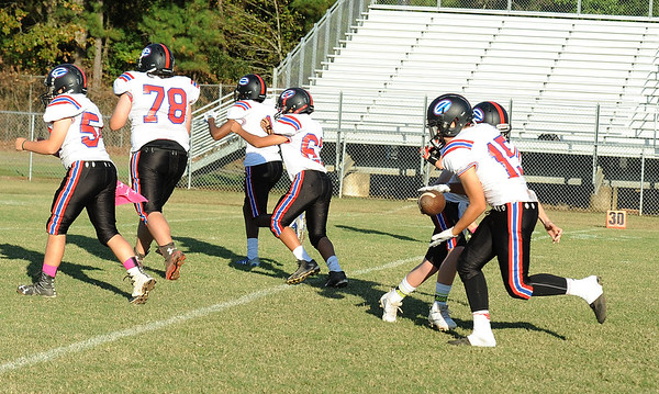 EVANGEL vs LIBERTY-EYLAU 10-17-16