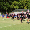 evangel vs red river<br /> 7th and 8th grade<br /> 9-16-10<br /> photo by claude price