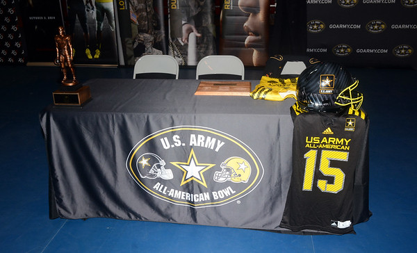JERRY TILLIARY U.S.ARMY ALL-AMERICAN
