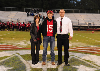 EVANGEL HOMECOMING KING PRESENTATION 10-26-12