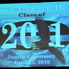 EVANGEL JUNIOR RING CEREMONY 4-25-10 : For enhanced viewing click on the style icon and use journal. Thanks for browsing.