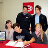 EVANGEL SOFTBALL AND BASEBALL SIGNINGS 11-10-11 : FOR ENHANCED VIEWING CLICK ON THE STYLE ICON AND USE JOURNAL. THANKS FOR BROWSING.
