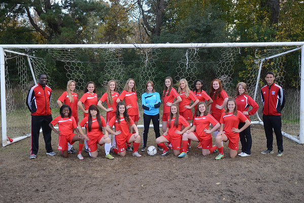 EVANGEL GIRLS SOCCER JUNIOR VARSITY 2015