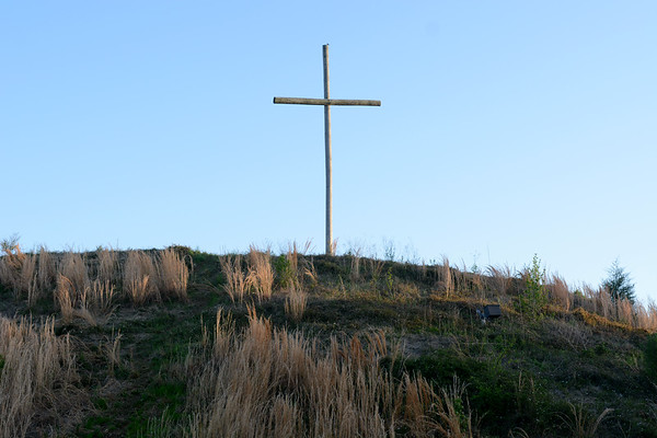 """EVANGEL """"THE CROSS AND THE HILL"""""""