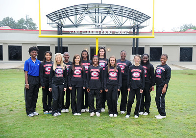 EVANGEL CHRISTIAN ACADEMY TRACK AND FIELD 2012