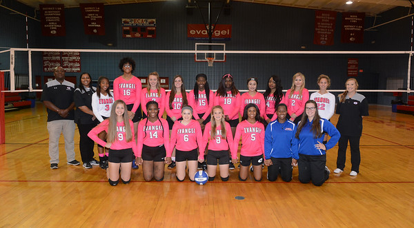 EVANGEL VOLLEYBALL 2017