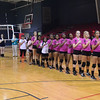 EVANGEL vs LOYOLA PINK OUT NIGHT 10-7-14 :