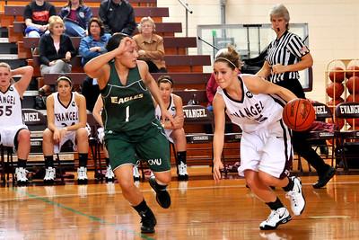 Basketball Women vs.Central Methodist  02-12-09