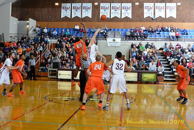 Evangel University vs Missouri Valley Feb 27, 2014