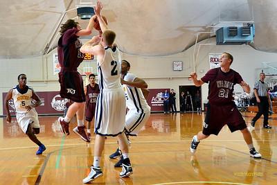 Basketball - Men 2012-13