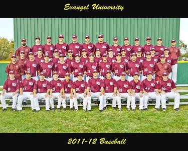Baseball 2011-2012 Team Photos