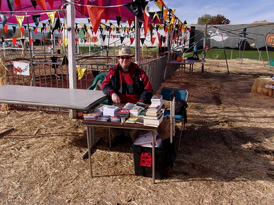 Witnessing at Pumpkin Patch Oct 2016