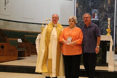Oscar and June Mendiola, St. George.