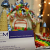 Evans 2 Design Group hosts an annual Gingerbread Design Competition every year for the Home Building and & Land Development Industry in Calgary, AB.  All proceeds benefit the Alberta Children's Hospital Foundation.  This is just one of the creations.