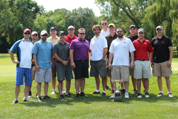 Sept. 1, 2012<br /> Oshkosh Invitational Golf Tournament<br /> Oshkosh Country Club, Oshkosh, Wis.