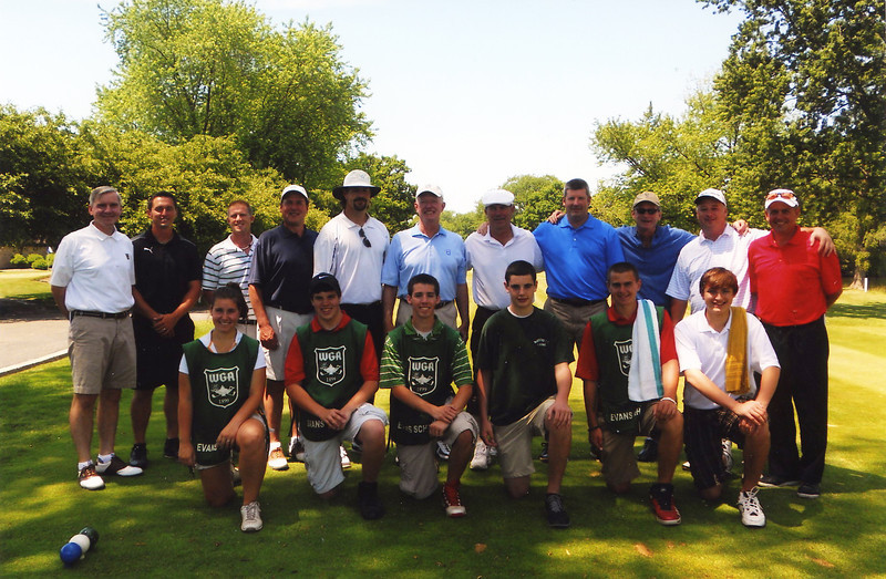 June 15, 2012<br /> McHenry Evans Scholars Day<br /> McHenry Country Club, McHenry, Ill.