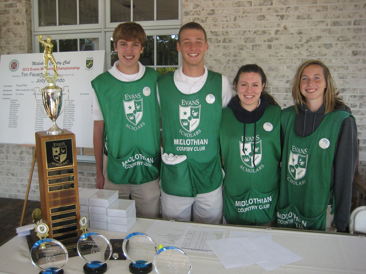 Aug. 11, 2012<br /> Midlothian Country Club Evans Scholars Day<br /> Midlothian Country Club, Midlothian, Ill.