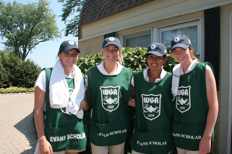 July 30, 2012<br /> Evans Scholars Invitational<br /> North Shore Country Club, Glenview, Ill.<br /> Glen View Club, Golf, Ill.