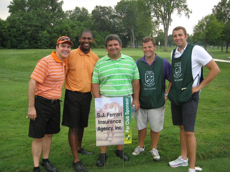 July 16, 2012<br /> Evans Scholars Golf Classic<br /> Detroit Golf Club, Detroit, Mich.