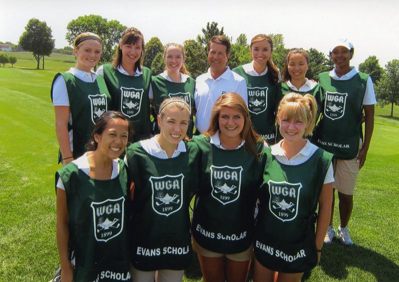 July 10, 2012<br /> Seven Club Fundraiser<br /> Hazeltine National Golf Club, Chaska, Minn.