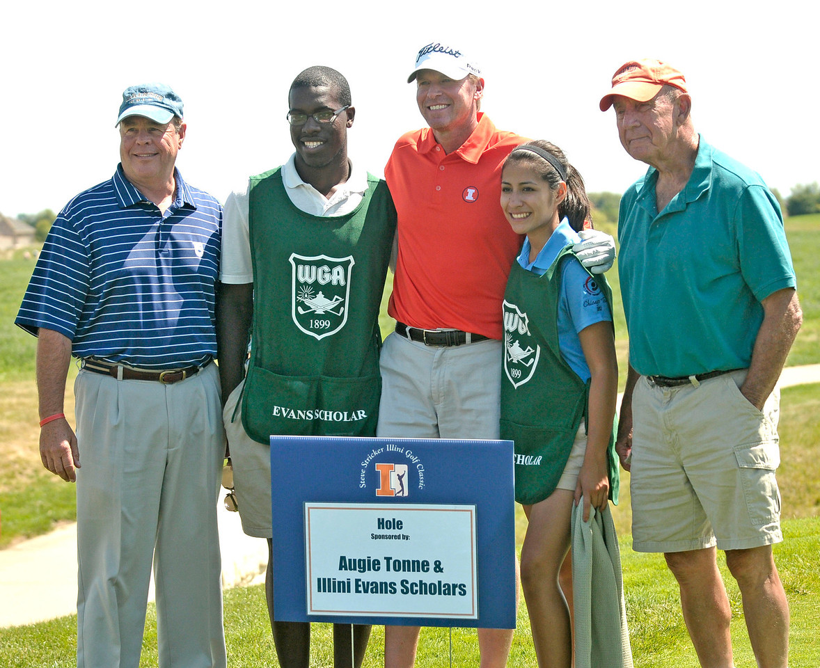 Aug. 20, 2012<br /> Steve Stricker Illini Golf Classic<br /> Stone Creek Golf Club, Urbana, Ill.