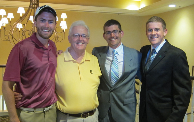 June 3, 2012<br /> Crystal Tree Evans Scholars Day<br /> Crystal Tree Golf and Country Club, Overland Park, Ill.