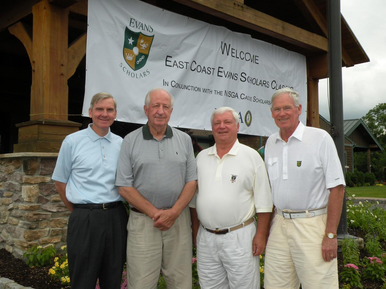 June 25, 2012<br /> East Coast Evans Scholars Classic<br /> Hawk Pointe Golf Club, Washington, N.J.
