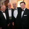 Jack Nicklaus, Dennis Jones, Jay Javors and Brandon Duff<br /> Green Coat Gala at The Peninsula Hotel on Nov. 6, 2013<br /> ©Charles Cherney Photography