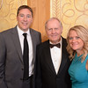 Ryan Kaiser, Jack Nicklaus and Lauren Kaiser<br /> Green Coat Gala at The Peninsula Hotel on Nov. 6, 2013<br /> ©Charles Cherney Photography
