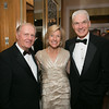 Jack Nicklaus, Ellen Moore and Alex Moore<br /> Green Coat Gala at The Peninsula Hotel on Nov. 6, 2013<br /> ©Charles Cherney Photography