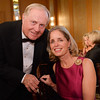 Jack Nicklaus and Margy Burke<br /> Green Coat Gala at The Peninsula Hotel on Nov. 6, 2013<br /> ©Charles Cherney Photography
