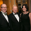 John Buckley, Jack Nicklaus and Anne Buckley<br /> Green Coat Gala at The Peninsula Hotel on Nov. 6, 2013<br /> ©Charles Cherney Photography