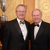 Tom Borger and Jack Nicklaus<br /> Green Coat Gala at The Peninsula Hotel on Nov. 6, 2013<br /> ©Charles Cherney Photography