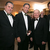 Bill Kingore, George Solich, Jack Nicklaus and Geoff Solich<br /> Green Coat Gala at The Peninsula Hotel on Nov. 6, 2013<br /> ©Charles Cherney Photography
