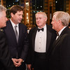 Terry Lavin, Josh Lesnik, Duke Butler III and Jack Nicklaus<br /> Green Coat Gala at The Peninsula Hotel on Nov. 6, 2013<br /> ©Charles Cherney Photography