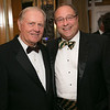 Jack Nicklaus and David DePrisco <br /> Green Coat Gala at The Peninsula Hotel on Nov. 6, 2013<br /> ©Charles Cherney Photography