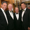 George Solich, Jim Moore, Jack Nicklaus and Geoff Solich<br /> Green Coat Gala at The Peninsula Hotel on Nov. 6, 2013<br /> ©Charles Cherney Photography