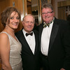Donna Donovan, Jack Nicklaus and Mike Donovan<br /> Green Coat Gala at The Peninsula Hotel on Nov. 6, 2013<br /> ©Charles Cherney Photography
