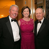 Dennis O'Keefe, Kathy O'Keefe and Jack Nicklaus<br /> Green Coat Gala at The Peninsula Hotel on Nov. 6, 2013<br /> ©Charles Cherney Photography