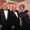 John Oleniczak, Jack Nicklaus and Patty Oleniczak<br /> Green Coat Gala at The Peninsula Hotel on Nov. 6, 2013<br /> ©Charles Cherney Photography