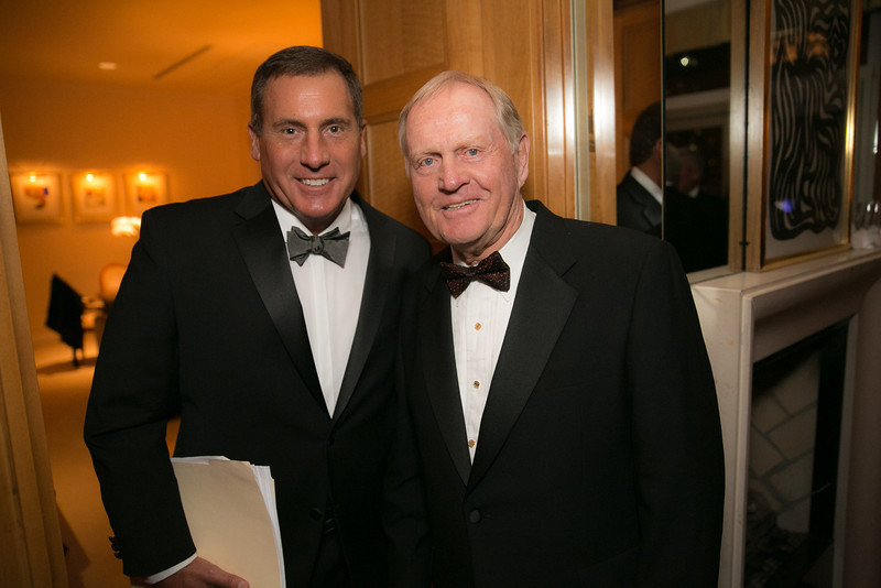 Scott and Jack<br /> Green Coat Gala at The Peninsula Hotel on Nov. 6, 2013<br /> ©Charles Cherney Photography
